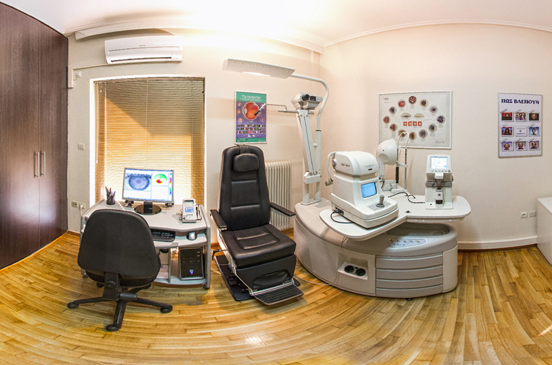Nikos G. Tsioumas Office